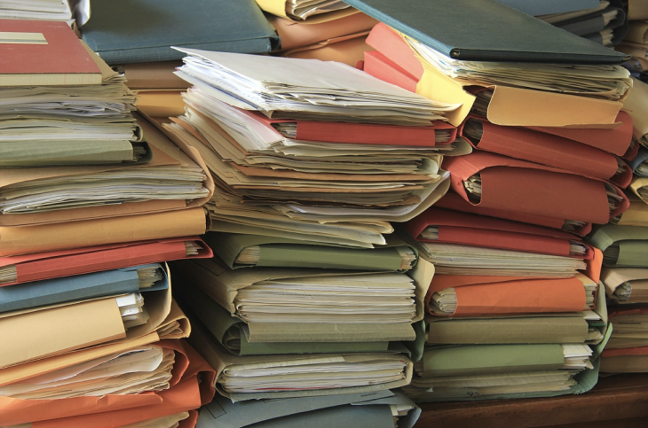 Serein takes Cluttered files and makes them organised